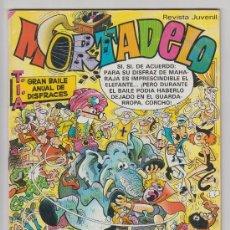 Tebeos: MORTADELO EXTRA Nº20 CARNAVAL BRUGUERA 80'S. Lote 35365820