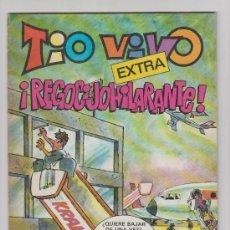 Tebeos: TIO VIVO EXTRA Nº68 ¡REGOCIJOHILARANTE! BRUGUERA 1984. Lote 35366125