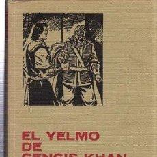 Tebeos: EL YELMO DE GENGIS KHAN, SERIE HEROES 6, COLECCIÓN HISTORIAS SELECCIÓN. Lote 35424926