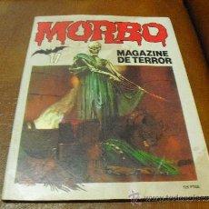 Tebeos: COMIC Nº 17 MORBO.- MAGAZINE DE TERROR. Lote 35462213