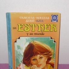 Tebeos: ESTHER Y SU MUNDO - SERIE AZUL .. Nº 3 ** EDITORIAL BRUGUERA - AÑO 1985 ** 4ª EDICION. Lote 35480455