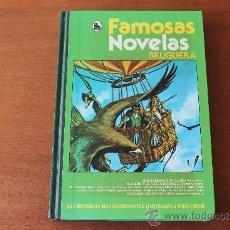 Tebeos: FAMOSAS NOVELAS BRUGUERA TOMO Nº 5. Lote 35504836