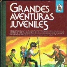 Tebeos: GRANDES AVENTURAS JUVENILES TOMO 1 (EDICION MEJICANA DE JOYAS LITERARIAS JUVENILES). Lote 35567039