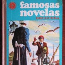 Tebeos: FAMOSAS NOVELAS. VOLUMEN VI.BRUGERA.1977.. Lote 35569900
