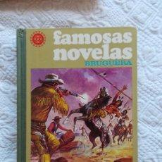 Tebeos: FAMOSAS NOVELAS VOLUMEN XVI 1º EDICIÓN 1979. BRUGUERA.. Lote 35614884