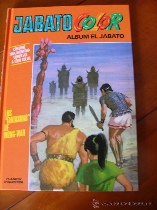 JABATO NUM 22. LOS FANTASMAS DE WONG WAH (Tebeos y Comics - Bruguera - Jabato)
