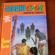 Tebeos: JABATO NUM 22. LOS FANTASMAS DE WONG WAH. Lote 35660967
