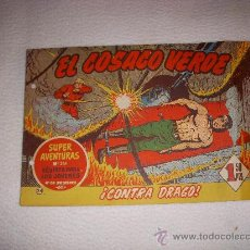 Tebeos: EL COSACO VERDE Nº 24, EDITORIAL BRUGUERA. Lote 35782084