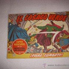 Tebeos: EL COSACO VERDE Nº 112, EDITORIAL BRUGUERA. Lote 35782121