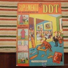 Livros de Banda Desenhada: SUPLEMENTO DE HISTORIETAS EL DDT Nº 26 EL FANTASMA. Lote 35765857