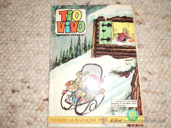 TIO VIVO ALMANAQUE 1967 (Tebeos y Comics - Bruguera - Tio Vivo)