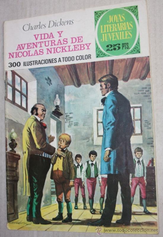 Vida Y Aventuras De Nicolas Nickleby Chdicken Kaufen Tebeos