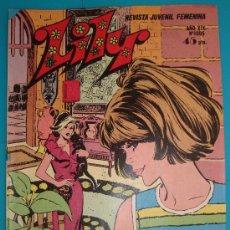 Tebeos: LILY REVISTA JUVENIL FEMENINA, AÑO XIX Nº 1085, POSTER DE ROLLING STONES. Lote 35881961