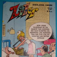 Tebeos: LILY REVISTA JUVENIL FEMENINA, AÑO XIX Nº 1097 EMMA ES ENCANTADORA POSTER DE HERNALDO. Lote 35883290