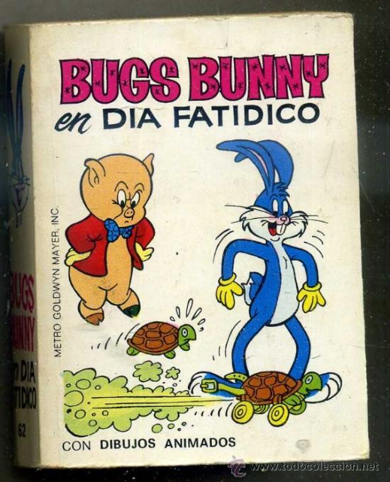 MINI INFANCIA Nº 62 : BUGS BUNNY EN DÍA FATÍDICO (Tebeos y Comics - Bruguera - Otros)