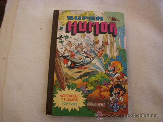 SUPER HUMOR VOLUMEN XIV, EDITORIAL BRUGUERA (Tebeos y Comics - Bruguera - Super Humor)