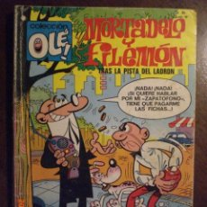 Tebeos: OLE Nº 71 1978 MORTADELO Y FILEMON. Lote 35968916