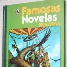 Tebeos: ¡OCASIÓN!:FAMOSAS NOVELAS BRUGUERA TOMO Nº 5 DE EDITORIAL BRUGERA (5ª EDICION). Lote 36077707