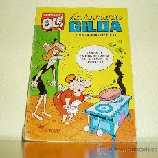 Tebeos: LAS HERMANAS GILDA Nº 9 COMIC COLECCION OLE! BRUGUERA 2ª EDICION. Lote 36009345