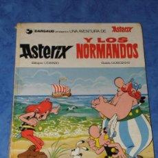 Tebeos: ASTERIX Y LOS NORMANDOS EDICIONES JUNIOR 1978. Lote 36037546