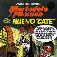 Tebeos: HJMAGOS DEL HUMOR _ MORTADELO Y FILEMON--( NUEVO CATE ) . Lote 36022267