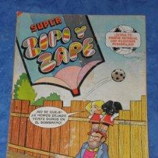 Tebeos: SUPER ZIPI Y ZAPE BRUGUERA 1982 AÑO VI Nº 118 JUEGA EN CASA TU PROPIO MUNDIAL. Lote 36056882