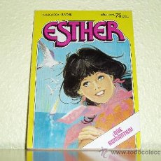 Tebeos: PUBLICACION JUVENIL ESTHER Nº 16 BRUGUERA 1983. Lote 36060685