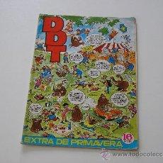 Tebeos: DDT EXTRA PRIMAVERA 1972. . Lote 36077998