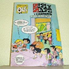 Tebeos: ZIPI Y ZAPE COLECCION OLE Nº 230 BRUGUERA 1ª EDICION 1981. Lote 120833722