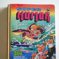 Tebeos: SUPER HUMOR VOLUMEN XIII EDITORIAL BRUGUERA 2ª EDICION AÑO 1978 . Lote 36213024