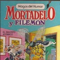 Tebeos: MAGOS DEL HUMOR Nº 1, MORTADELO Y FILEMÓN, BRUGUERA. Lote 36227706