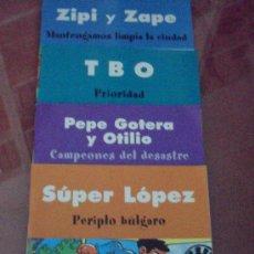Tebeos: LOTE DE COMICS ESPAÑOLES. (EDICIONES B. CON FOTOS ADICIONALES). Lote 36241619
