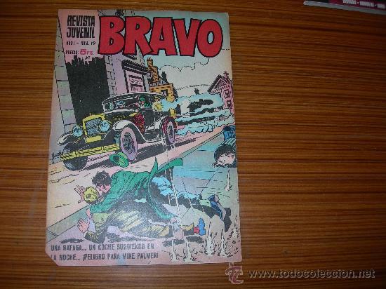 BRAVO Nº 19 DE BRUGUERA (Tebeos y Comics - Bruguera - Bravo)