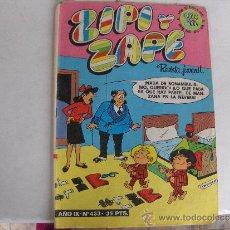 Tebeos: COMIC HUMOR JUVENIL BRUGUERA: ZIPI Y ZAPE 433. Lote 36292939