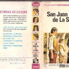 Tebeos: SAN JUAN BAUTISTA DE LA SALLE. HISTORIA Y BIOGRAFÍA.Nº 32.BRUGUERA.1ª ED. 1967.. Lote 36315194