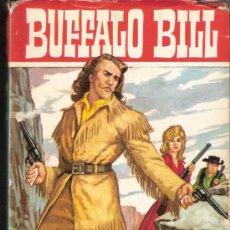 Tebeos: LA JUSTICIA DE BUFFALO BILL. COLECCIÓN HÉROES.Nº 46. EDITORIAL BRUGUERA, 2ª EDICIÓN. 1967.. Lote 36317505