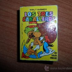 Tebeos: MINI INFANCIA Nº 11 LOS TRES CABALLEROS EDICIONES B 1988 . Lote 133656931