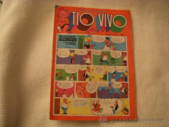 TIO VIVO Nº 824, ÉPOCA 2ª, EDITORIAL BRUGUERA (Tebeos y Comics - Bruguera - Tio Vivo)