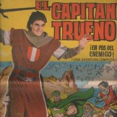 Tebeos: EL CAPITAN TRUENO ALBUM GIGANTE Nº 21.EN POS DEL ENEMIGO. BRUGUERA. Lote 36323478