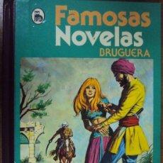 Tebeos: FAMOSAS NOVELAS TOMO XII. BRUGUERA 1982 3ª ED. Lote 36355930