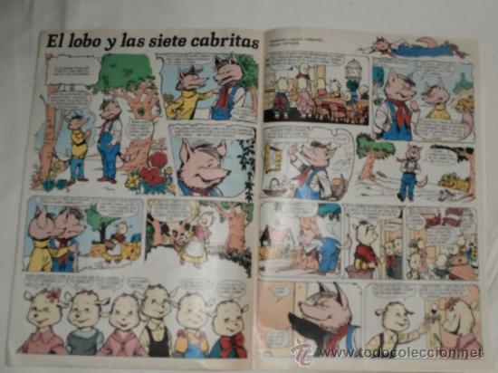 Tebeos: REVISTA INFANTIL TIOVIVO Nº 1 - Foto 4 - 36357011