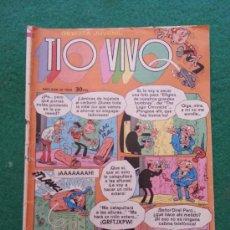 Tebeos: COMIC TIO VIVO NUMERO 1004 AÑO 1980 CON PETRO-MORTADELOS. Lote 36367976