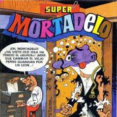 Tebeos: SUPER MORTADELO Nº145 (BRUGUERA, 1983). HISTORIETA DE RIC HOCHET. Lote 36432749