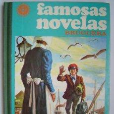 Tebeos: FAMOSAS NOVELAS BRUGUERA. Lote 36458401