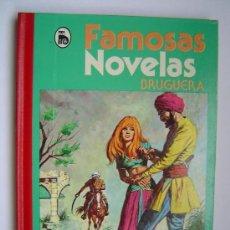 Tebeos: FAMOSAS NOVELAS BRUGUERA. Lote 36458435