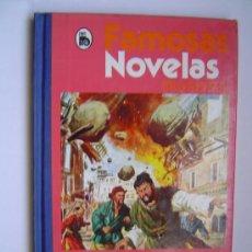 Tebeos: FAMOSAS NOVELAS BRUGUERA. Lote 36458474