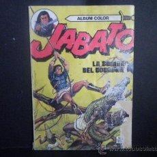 Tebeos: JABATO - LA SOMBRA DEL COCODRILO - Nº 9. Lote 36489655
