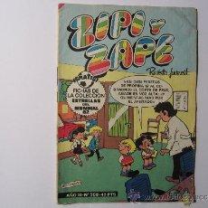 Tebeos: ZIPI Y ZAPE. Lote 36545406