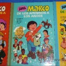 Tebeos - Marco - Bruguera ¡Completa! - 36617040