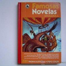 Tebeos: FAMOSAS NOVELAS BRUGUERA.. Lote 36593559